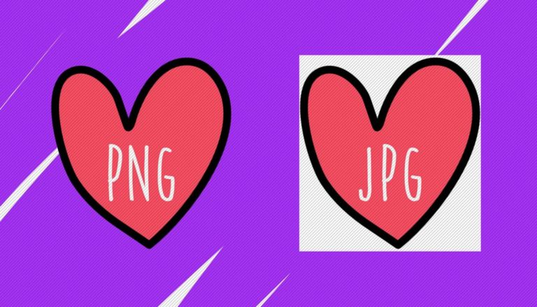 Do you know the difference between JPG and PNG?